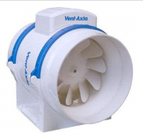 ACM In-line Mixed Flow Fans - ACM200